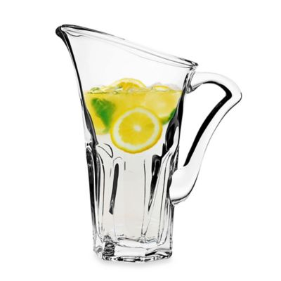 Ricci® Argentieri Apollo 48-Ounce Crystal Pitcher