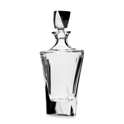 Ricci® Argentieri Triangolo 20-Ounce Decanter