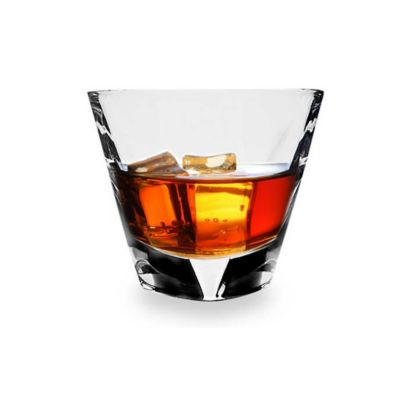 Ricci® Argentieri Triangolo Double Old Fashioned Glasses (Set of 6)