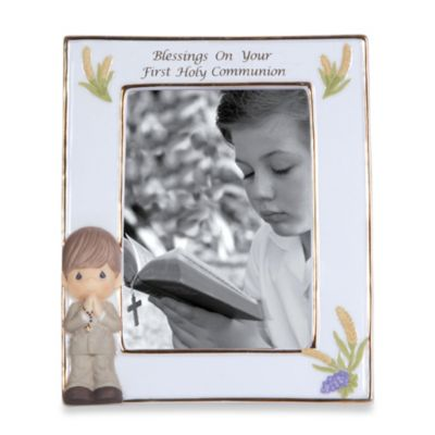 Holy Communion Picture Frame