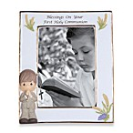 Precious Moments™ Blessings On Your First Holy Communion Boy Frame