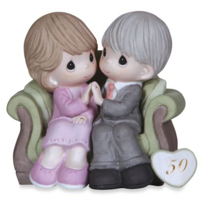 Precious Moment® 50th Anniversary Through The Years Figurine