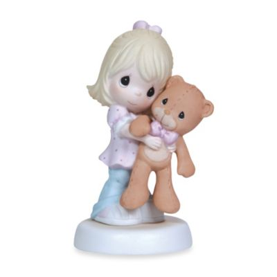 Precious Moments™ Always In My Heart Girl Figurine