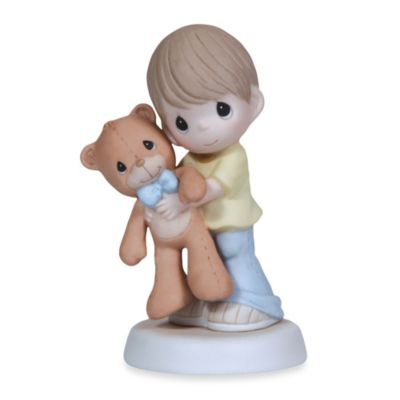 Precious Moment® Always In My Heart Boy Figurine