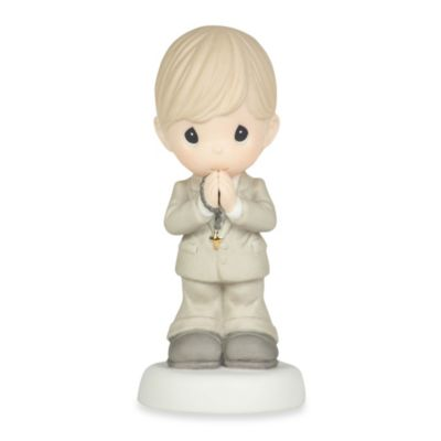 Precious Moments® Communion Boy With Praying Hands Figurine