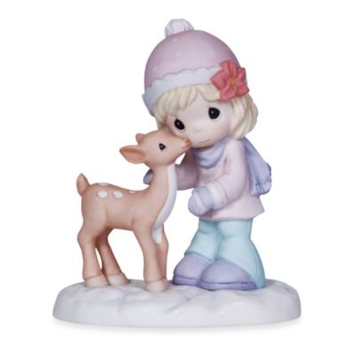 Precious Moments® Merry Christmas Deer Figurine