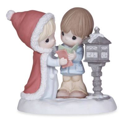 Precious Moments® Tidings Of Comfort & Joy Figurine
