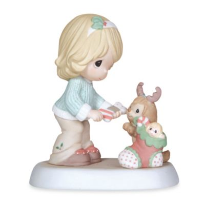 Precious Moments® Take Delight in Christmas Figurine