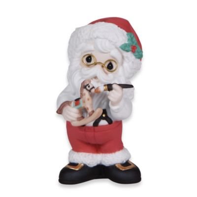 Precious Moments® Annual Santa Series Made with Love Figurine