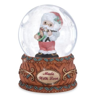 Precious Moments® Made with Love Musical Water Globe