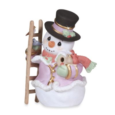 Precious Moments® Snow Place Like Home Figurine