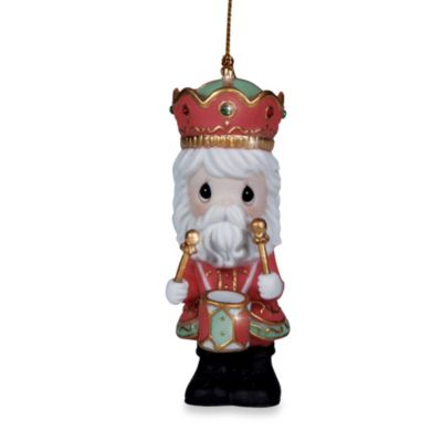 Precious Moments® Annual Nutcracker Treasured Holidays Hanging Ornament