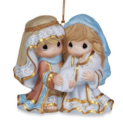 Precious Moments® Unto Us a Child Is Born Hanging Ornament