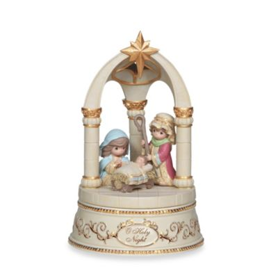 Precious Moments® O Holy Night Musical Figurine