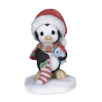 Precious Moments® Caught Up in the Holidays Figurine