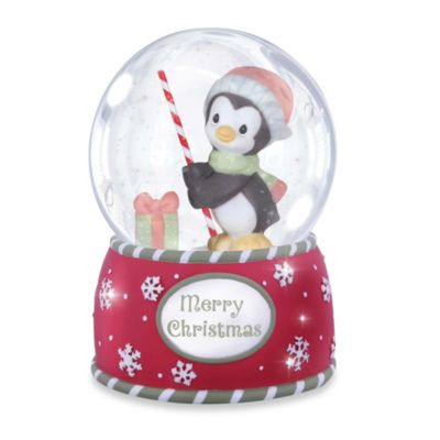 Precious Moments® Merry Christmas Musical Water Globe
