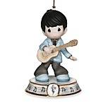 Precious Moments® King of Rock & Roll Ornament