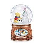 Precious Moments® Pooh & Piglet Musical Waterglobe