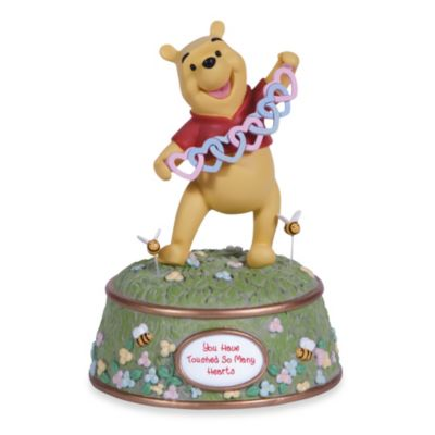 Precious Moments® You Have Touched So Many Hearts Musical Figurine