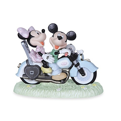 Precious Moments® Two Hearts, One Road Figurine