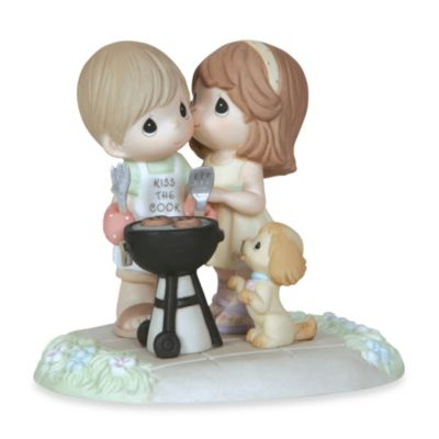 Precious Moments® Our Love Sizzles Figurine