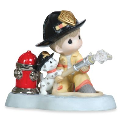 Precious Moments® Courage Under Fire Figurine