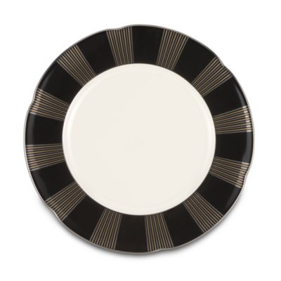 Sorrento Platinum 9-Inch Accent Plate