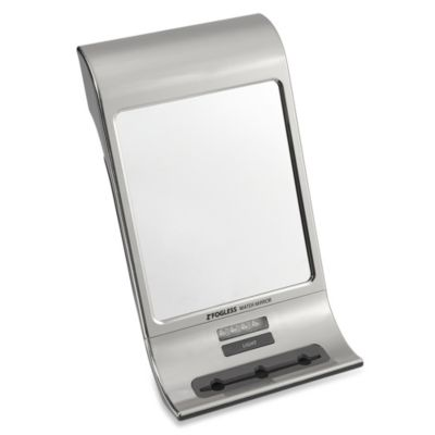 Z'Fogless™ Water Mirror in Stainless Steel