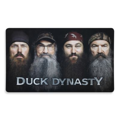 """Duck Dynasty"" Beards Are Here Doormat"