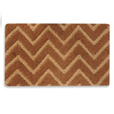 Mohawk Chevron Door Mat