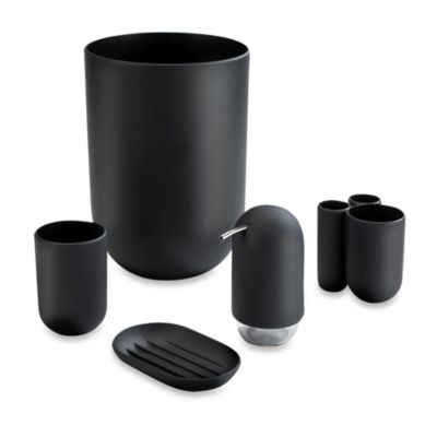 Umbra® Touch Bath Tumbler in Black