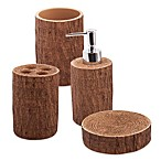 Jovi Home Woodland Toothbrush Holder
