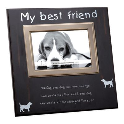 Pet Picture Frames