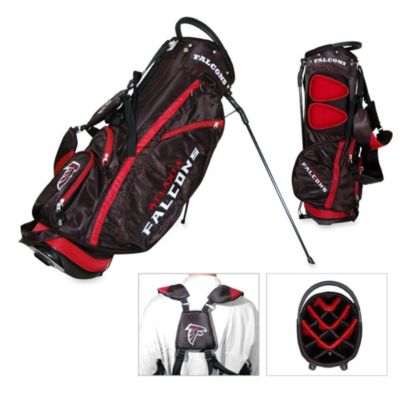 NFL Atlanta Falcons Fairway Stand Bag