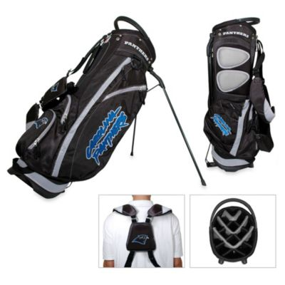 NFL Carolina panthers Fairway Stand Bag