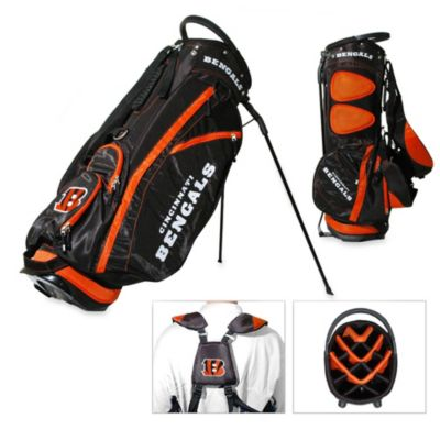 NFL Cincinnati Bengals Fairway Stand Bag