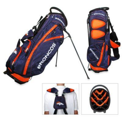 NFL Denver Broncos Fairway Stand Bag