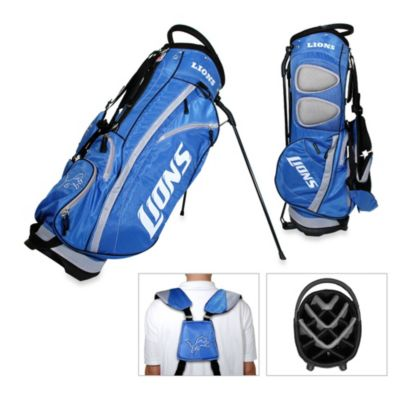 NFL Detroit Lions Fairway Stand Bag
