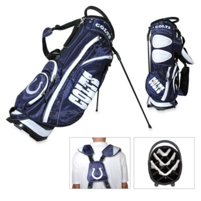 Indianapolis Colts Fairway Stand Golf Bag