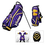 NFL Minnesota Vikings Fairway Stand Golf Bag