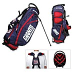 NFL New York Giants Fairway Stand Golf Bag