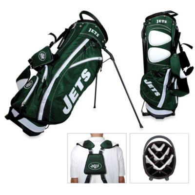 NFL New York Jets Fairway Stand Golf Bag