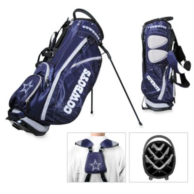 NFL Dallas Cowboys Fairway Stand Bag