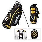 NFL Pittsburgh Steelers Fairway Stand Golf Bag