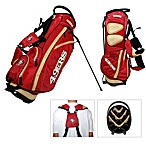 San Francisco 49ers Fairway Stand Golf Bag