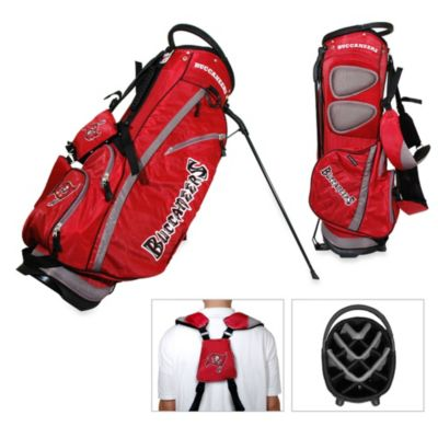 NFL Tampa Bay Buccaneers Fairway Stand Golf Bag