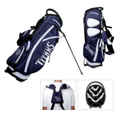 NFL Tennessee Titans Fairway Stand Bag
