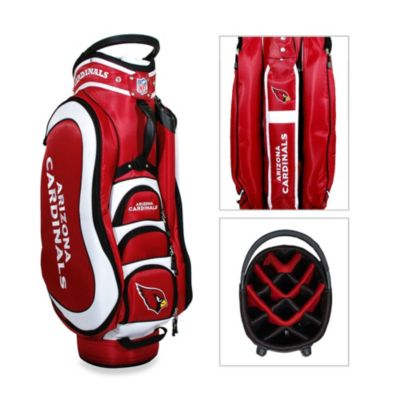 NFL Arizona Cardinals Medalist Golf Cart Bag