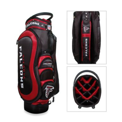 NFL Atlanta Falcons Medalist Golf Cart Bag
