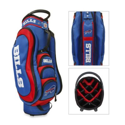 NFL Buffalo Bills Medalist Golf Cart Bag